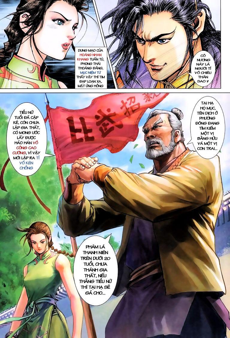 Anh Hùng Xạ Điêu anh hùng xạ đêu chap 6 trang 21