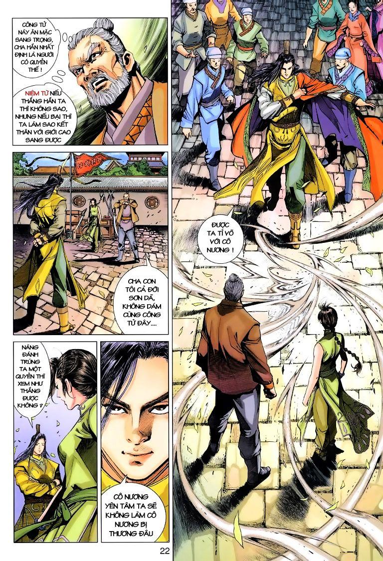Anh Hùng Xạ Điêu anh hùng xạ đêu chap 6 trang 22