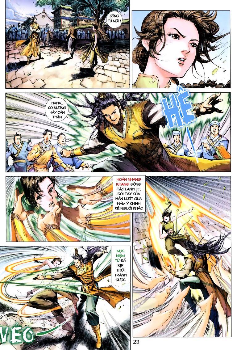 Anh Hùng Xạ Điêu anh hùng xạ đêu chap 6 trang 23