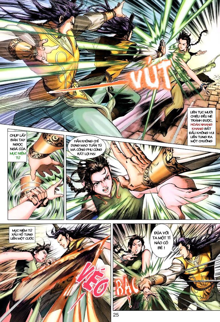 Anh Hùng Xạ Điêu anh hùng xạ đêu chap 6 trang 25