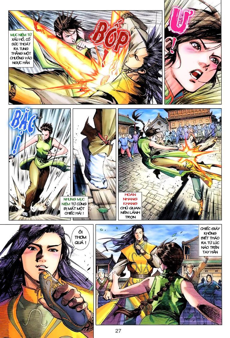 Anh Hùng Xạ Điêu anh hùng xạ đêu chap 6 trang 27