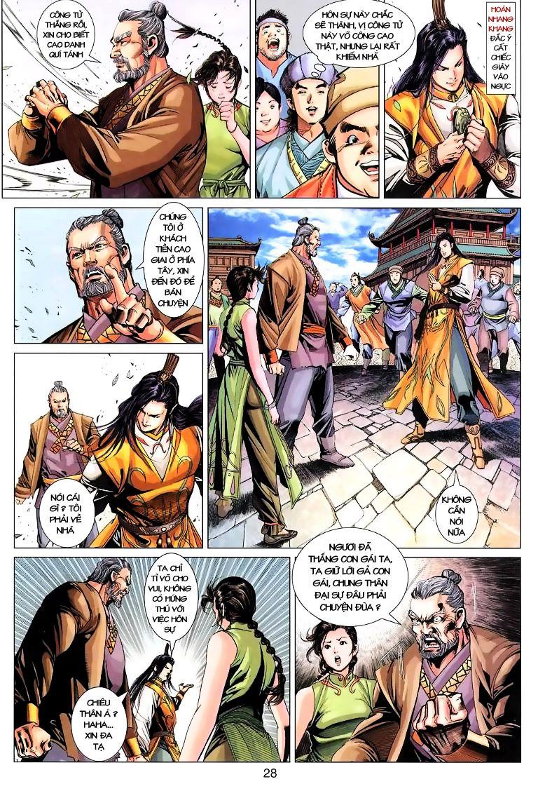 Anh Hùng Xạ Điêu anh hùng xạ đêu chap 6 trang 28