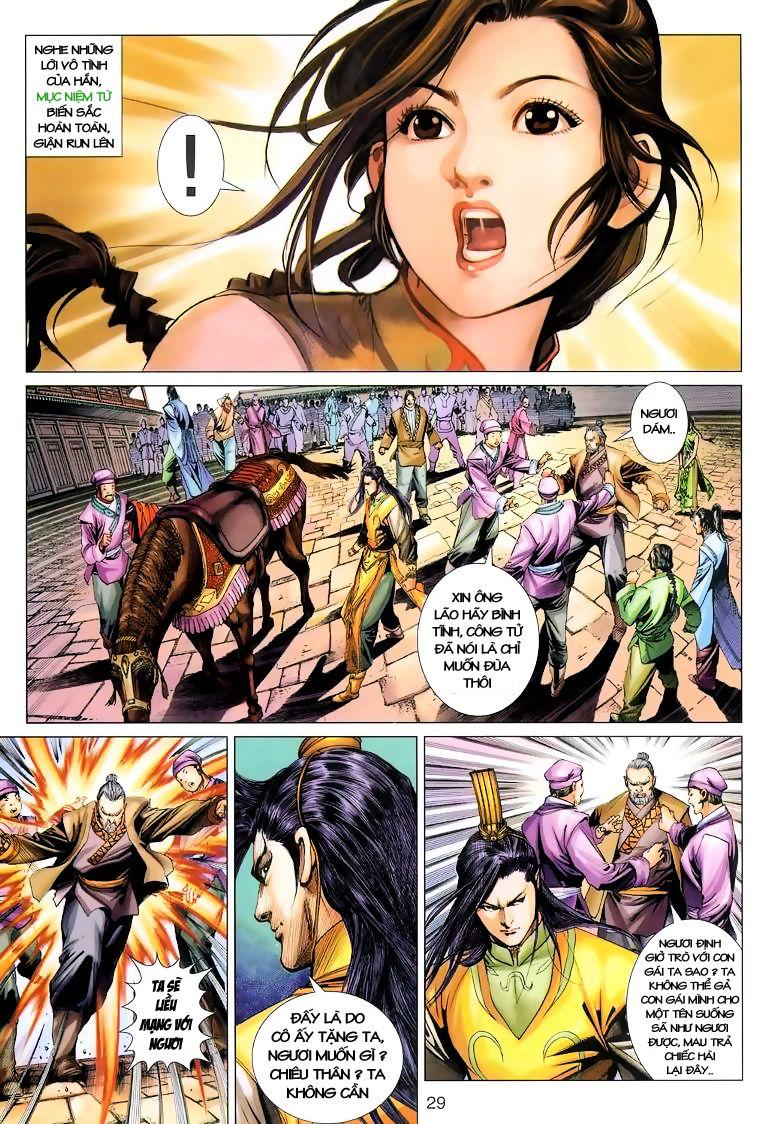 Anh Hùng Xạ Điêu anh hùng xạ đêu chap 6 trang 29