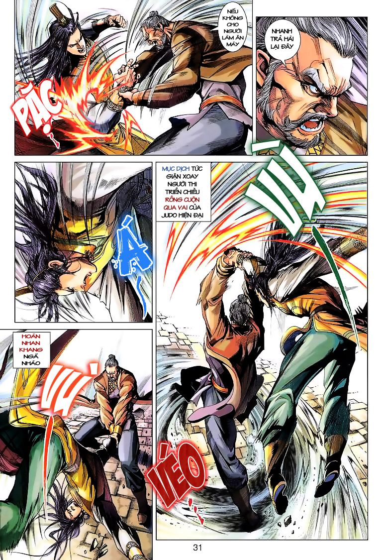 Anh Hùng Xạ Điêu anh hùng xạ đêu chap 6 trang 31