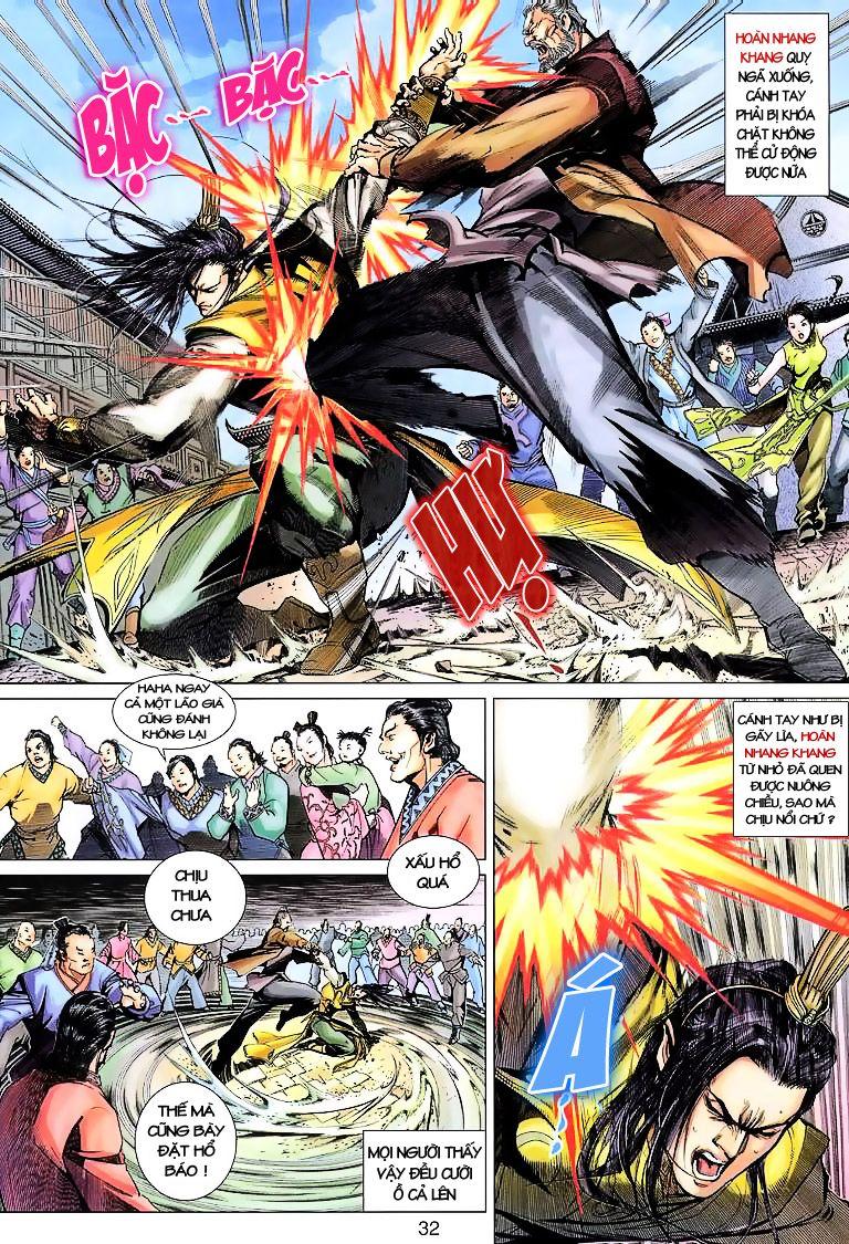 Anh Hùng Xạ Điêu anh hùng xạ đêu chap 6 trang 32