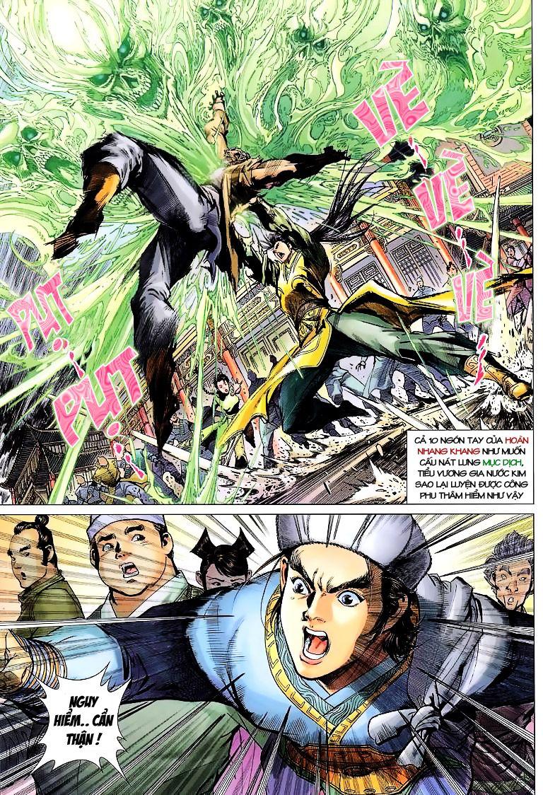 Anh Hùng Xạ Điêu anh hùng xạ đêu chap 6 trang 35