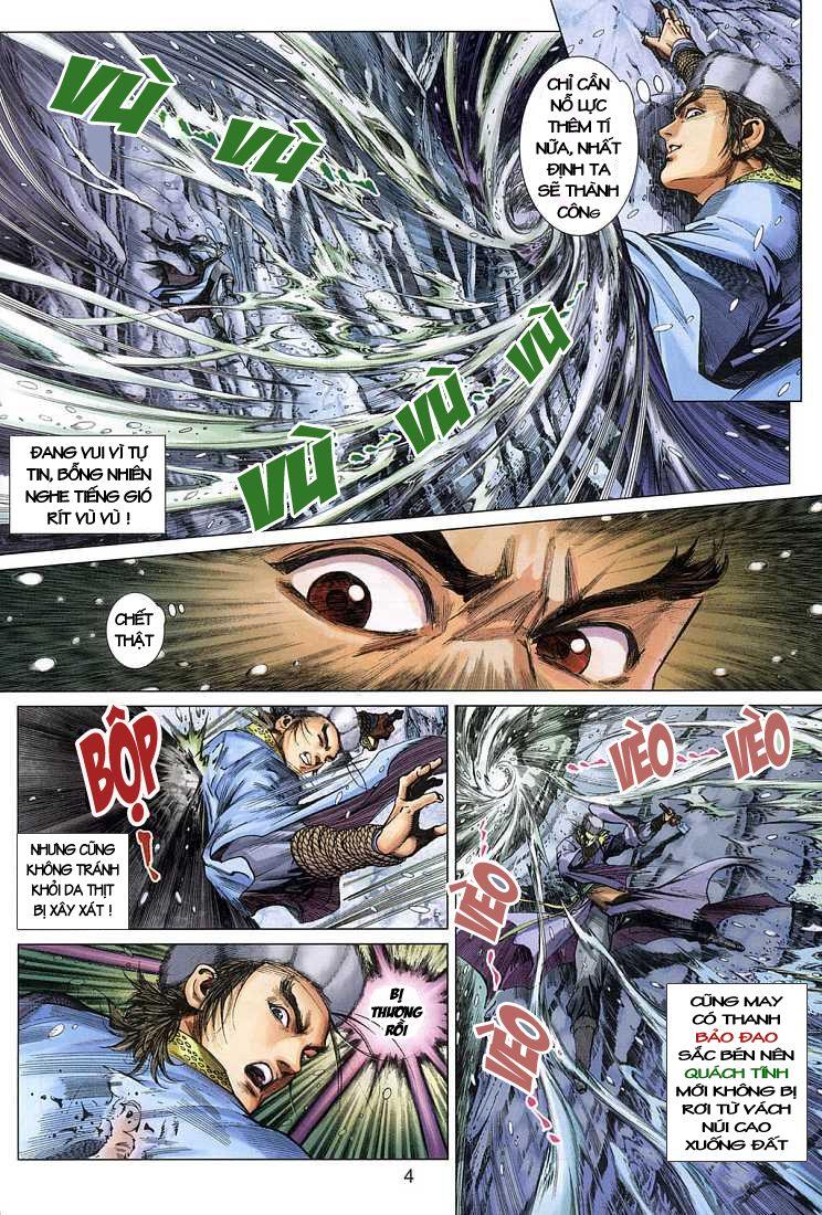 Anh Hùng Xạ Điêu anh hùng xạ đêu chap 4 trang 4