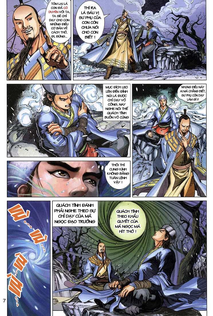 Anh Hùng Xạ Điêu anh hùng xạ đêu chap 4 trang 7