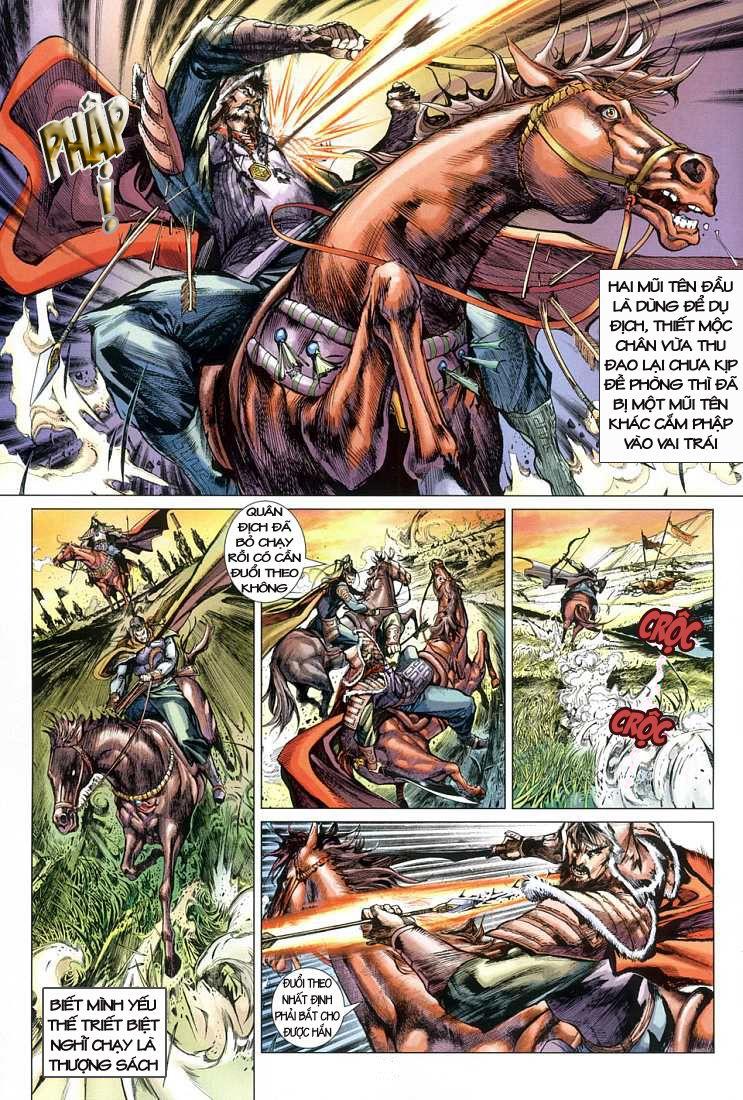 Anh Hùng Xạ Điêu anh hùng xạ đêu chap 1 trang 14