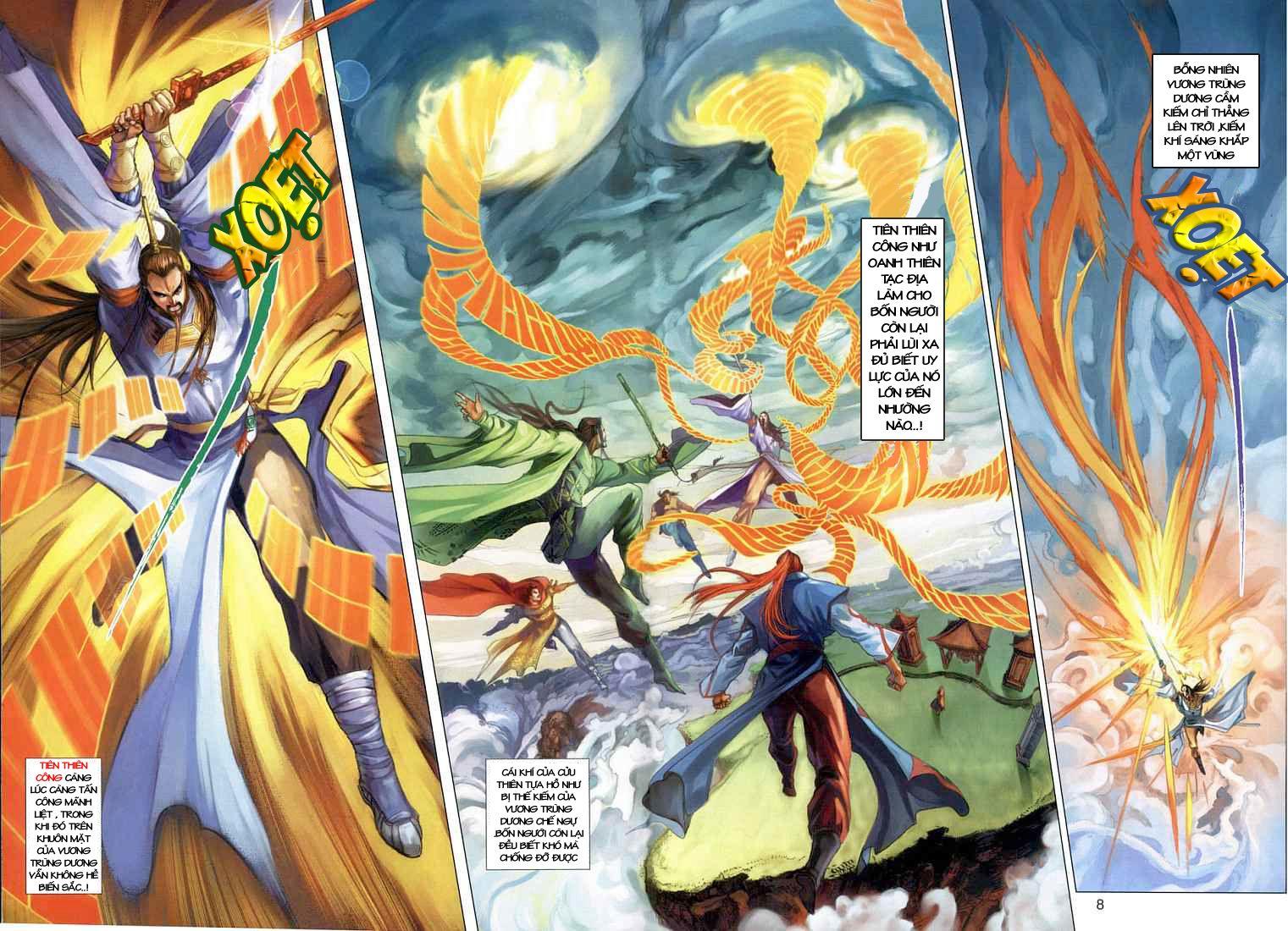 Anh Hùng Xạ Điêu anh hùng xạ đêu chap 1 trang 5