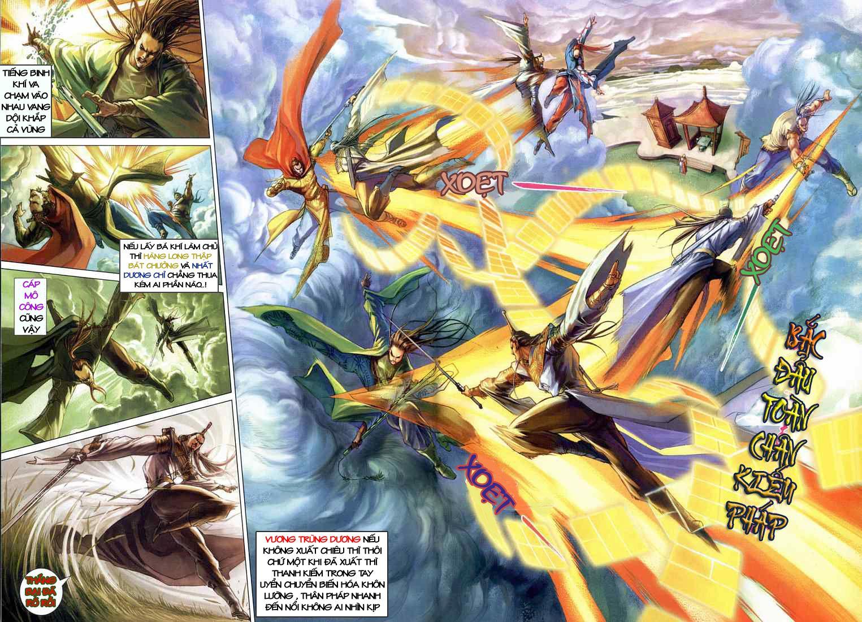 Anh Hùng Xạ Điêu anh hùng xạ đêu chap 1 trang 6