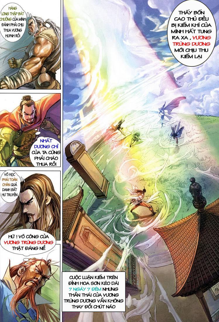 Anh Hùng Xạ Điêu anh hùng xạ đêu chap 1 trang 7