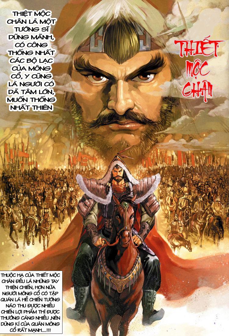 Anh Hùng Xạ Điêu anh hùng xạ đêu chap 1 trang 10