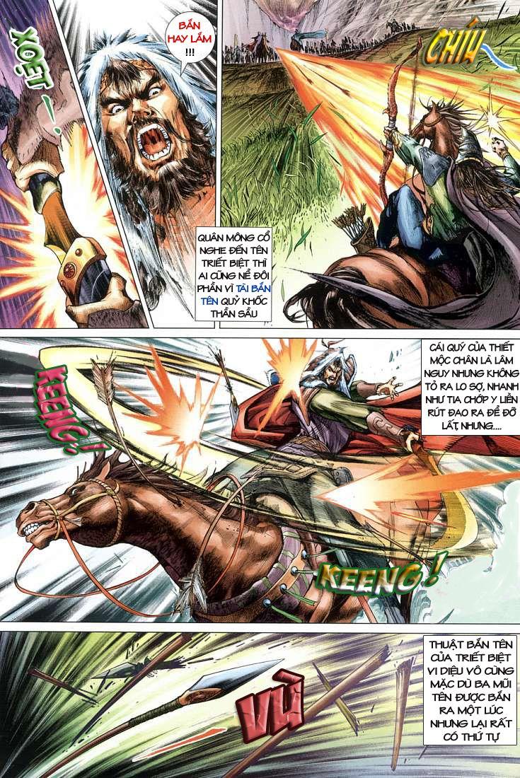 Anh Hùng Xạ Điêu anh hùng xạ đêu chap 1 trang 13