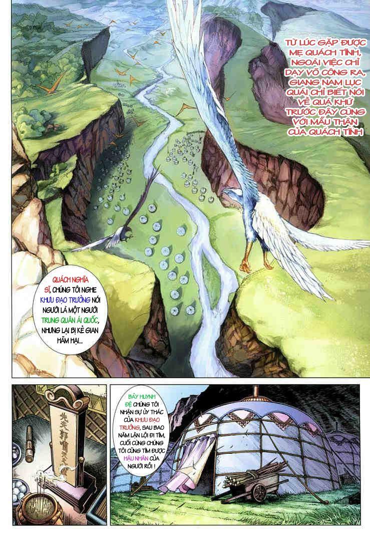 Anh Hùng Xạ Điêu anh hùng xạ đêu chap 3 trang 2