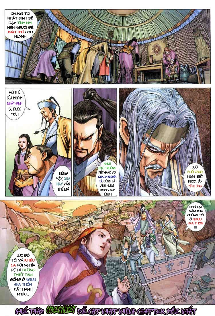 Anh Hùng Xạ Điêu anh hùng xạ đêu chap 3 trang 3