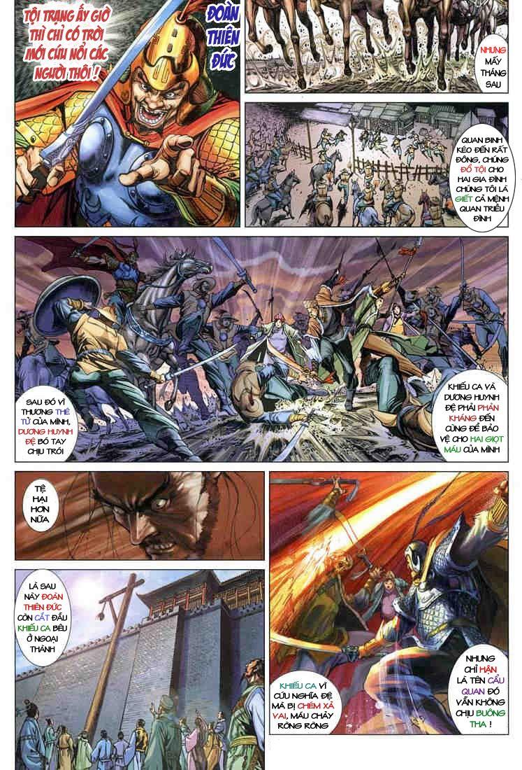 Anh Hùng Xạ Điêu anh hùng xạ đêu chap 3 trang 6