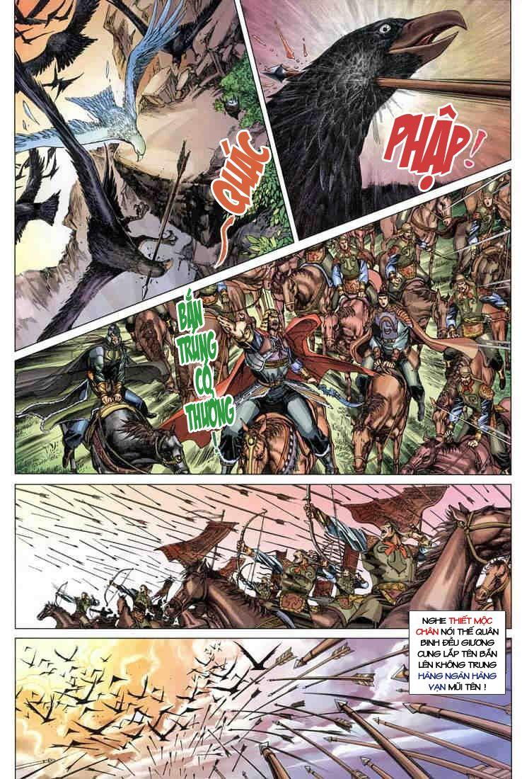 Anh Hùng Xạ Điêu anh hùng xạ đêu chap 3 trang 14