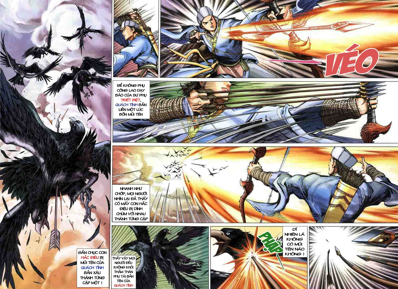 Anh Hùng Xạ Điêu anh hùng xạ đêu chap 3 trang 16