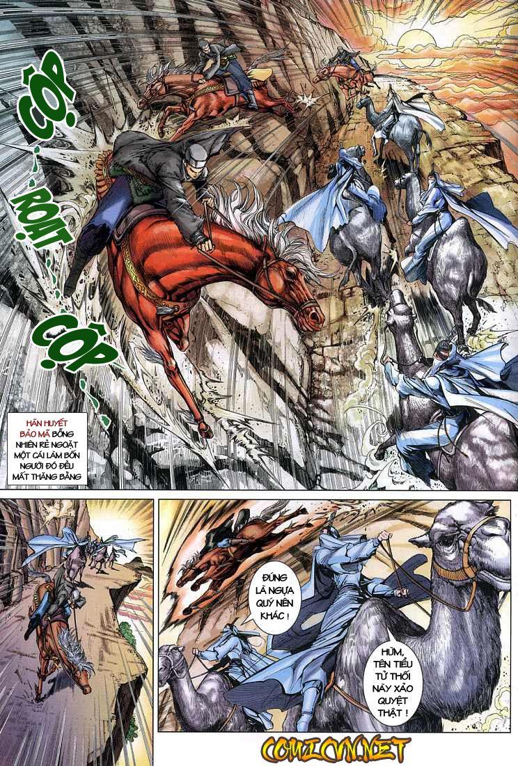 Anh Hùng Xạ Điêu anh hùng xạ đêu chap 4 trang 37