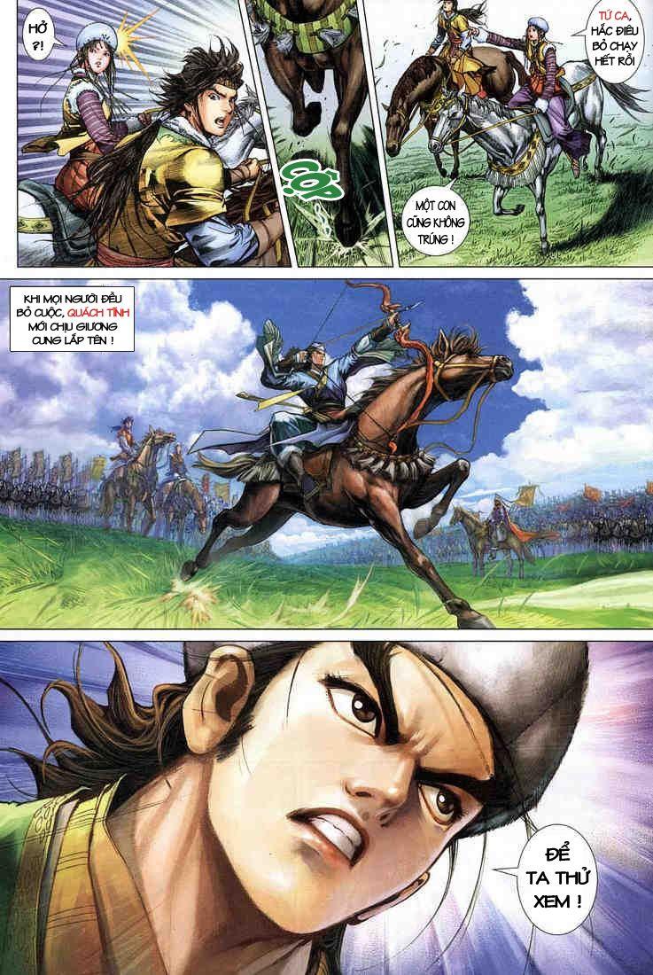 Anh Hùng Xạ Điêu anh hùng xạ đêu chap 3 trang 15