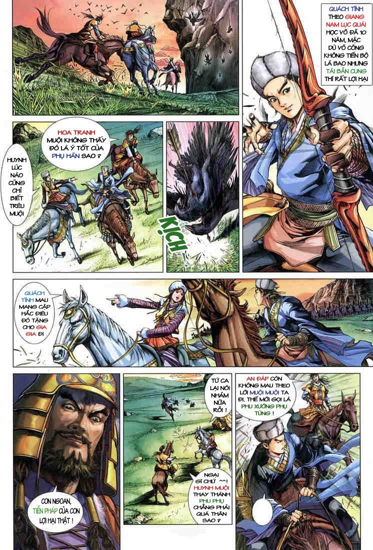 Anh Hùng Xạ Điêu anh hùng xạ đêu chap 3 trang 17