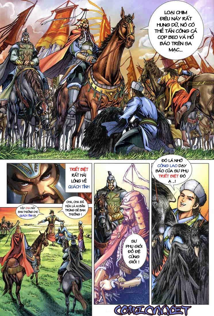 Anh Hùng Xạ Điêu anh hùng xạ đêu chap 3 trang 18