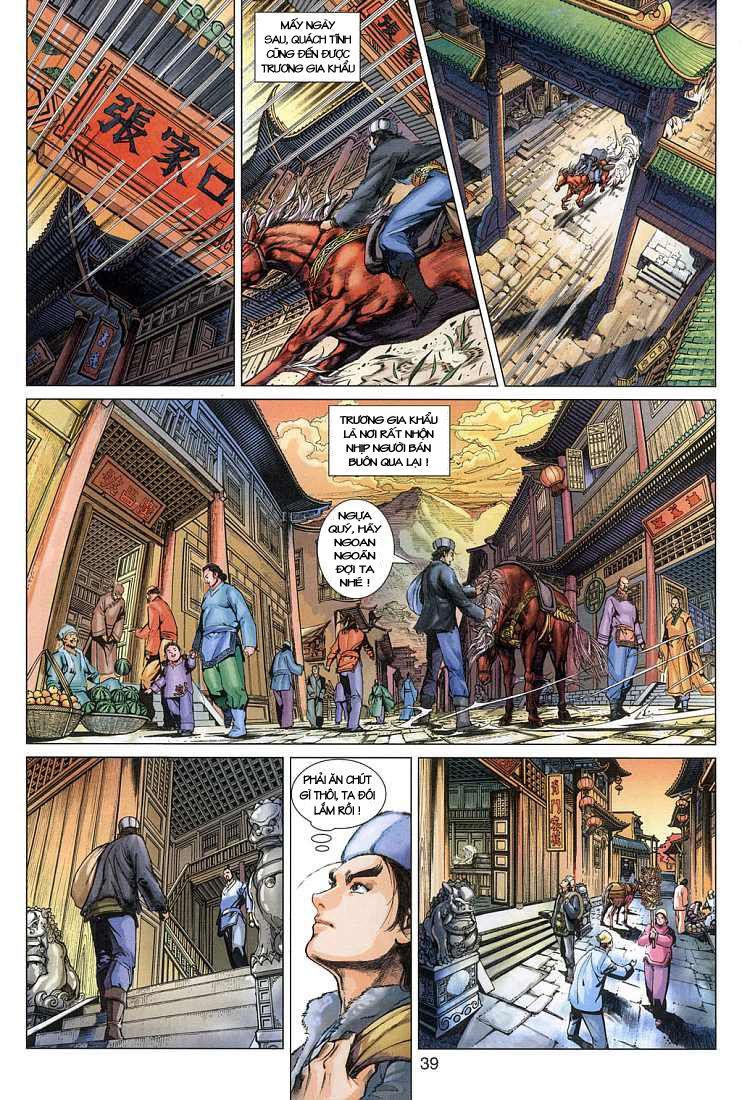 Anh Hùng Xạ Điêu anh hùng xạ đêu chap 4 trang 39