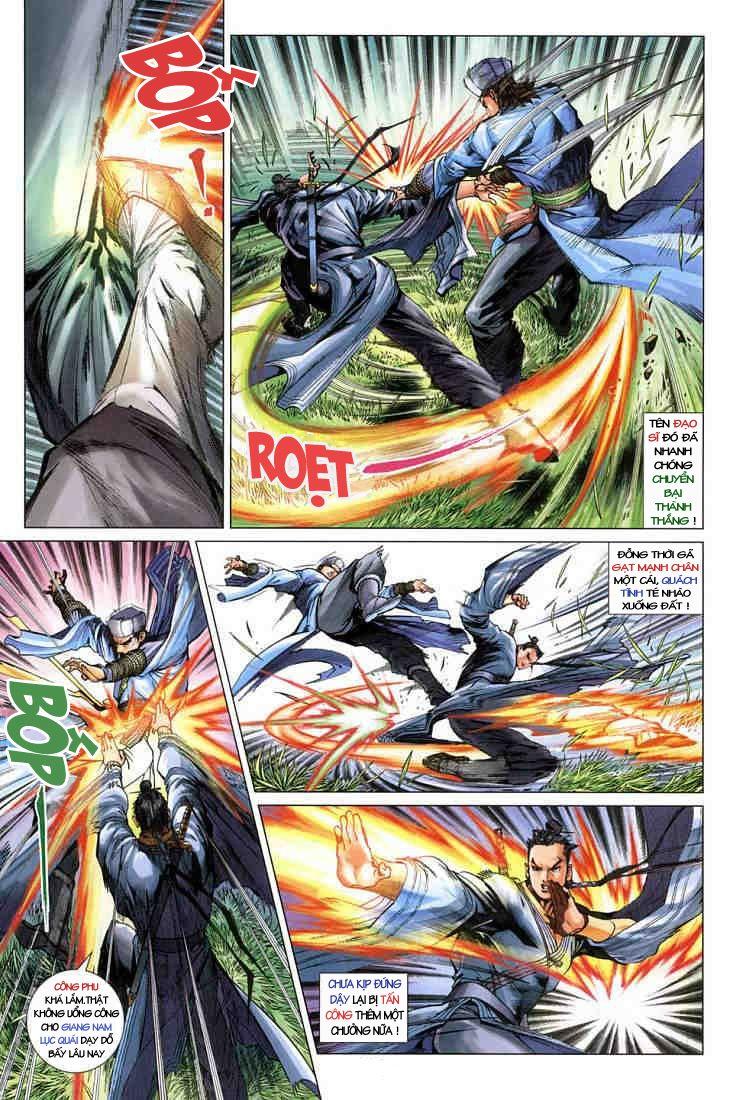 Anh Hùng Xạ Điêu anh hùng xạ đêu chap 3 trang 25