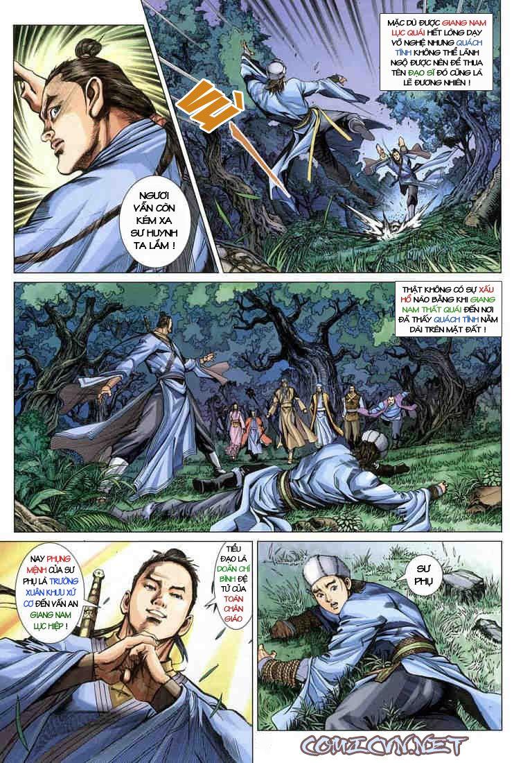 Anh Hùng Xạ Điêu anh hùng xạ đêu chap 3 trang 26