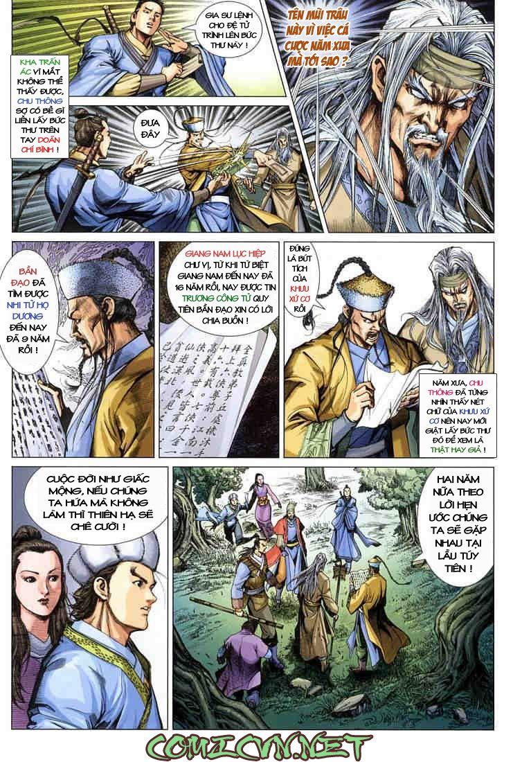 Anh Hùng Xạ Điêu anh hùng xạ đêu chap 3 trang 27