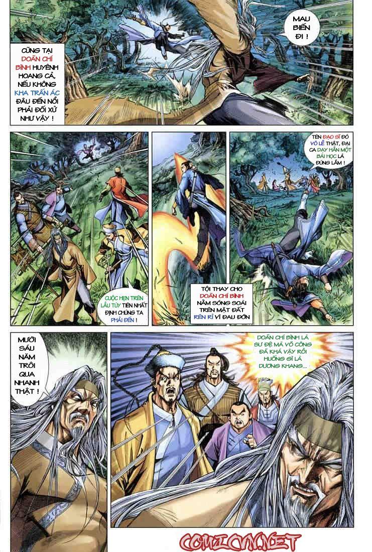 Anh Hùng Xạ Điêu anh hùng xạ đêu chap 3 trang 29