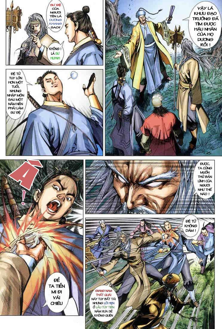 Anh Hùng Xạ Điêu anh hùng xạ đêu chap 3 trang 28
