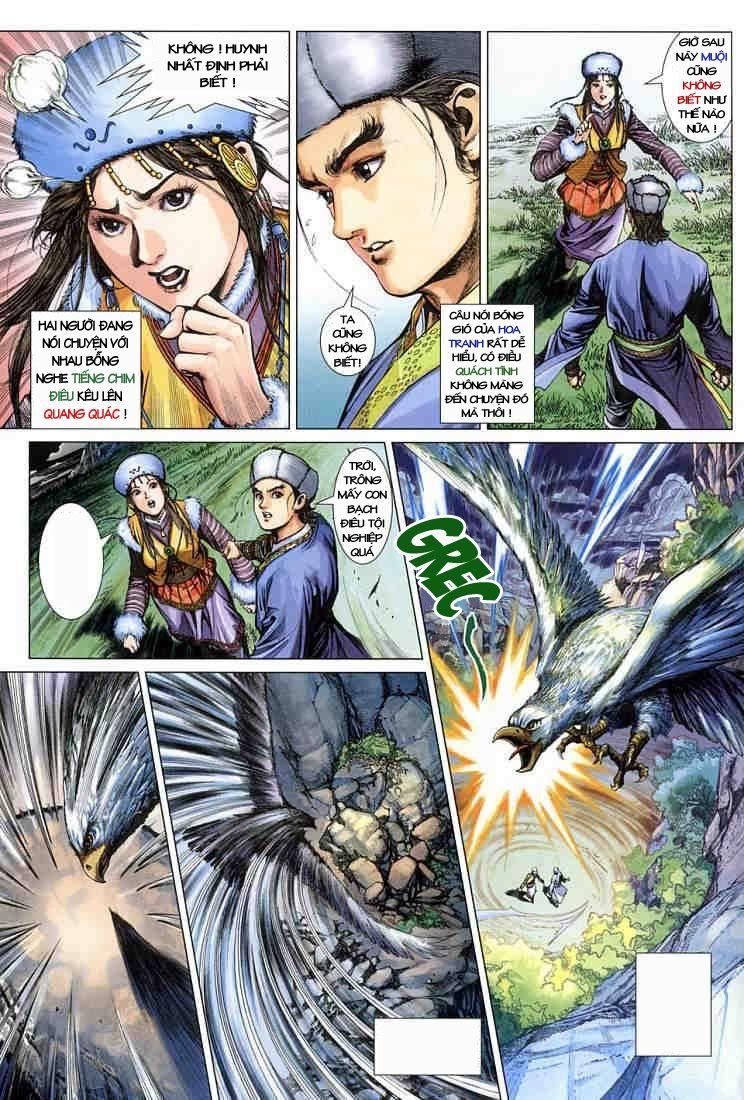 Anh Hùng Xạ Điêu anh hùng xạ đêu chap 3 trang 32