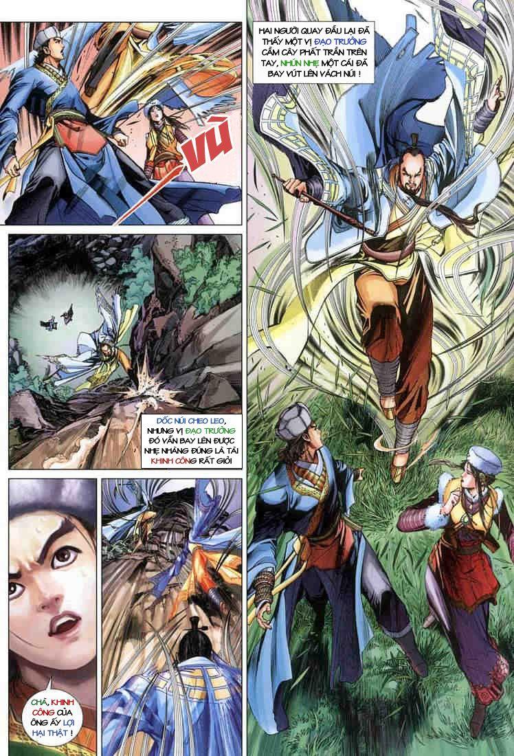 Anh Hùng Xạ Điêu anh hùng xạ đêu chap 3 trang 34