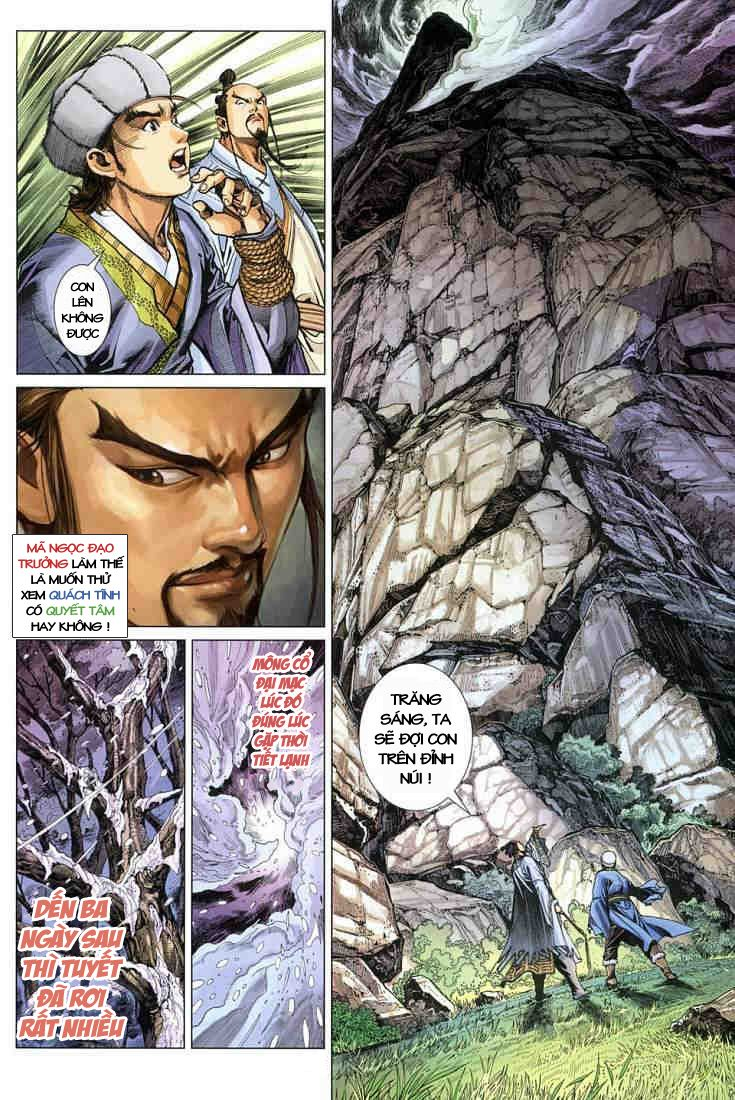 Anh Hùng Xạ Điêu anh hùng xạ đêu chap 3 trang 37