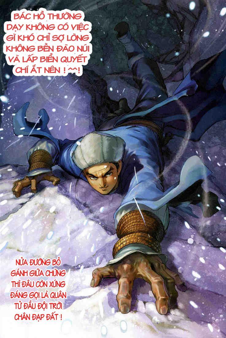 Anh Hùng Xạ Điêu anh hùng xạ đêu chap 3 trang 39