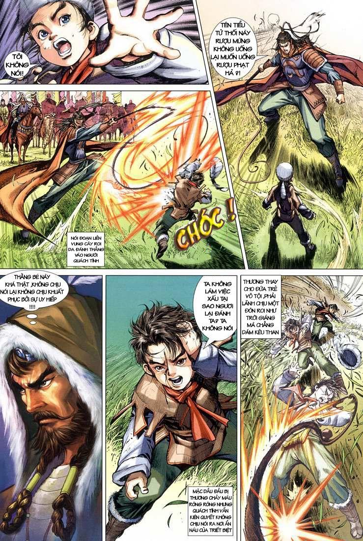 Anh Hùng Xạ Điêu anh hùng xạ đêu chap 1 trang 20