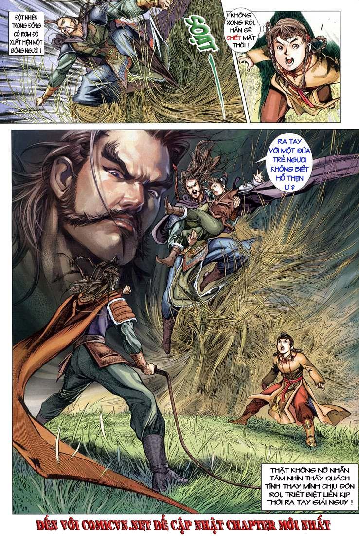 Anh Hùng Xạ Điêu anh hùng xạ đêu chap 1 trang 23