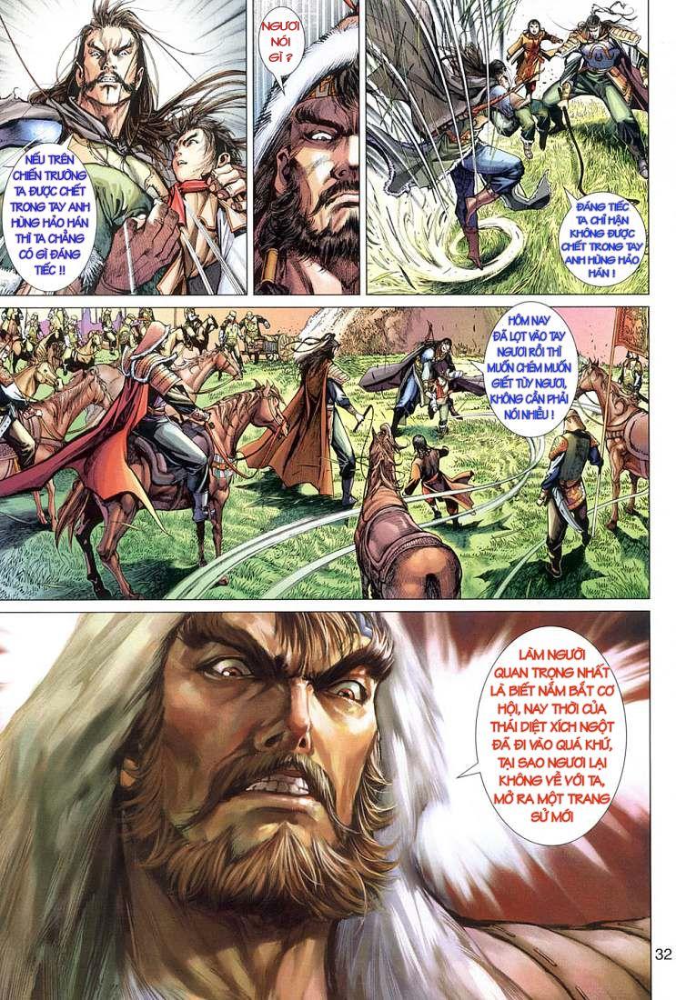 Anh Hùng Xạ Điêu anh hùng xạ đêu chap 1 trang 24