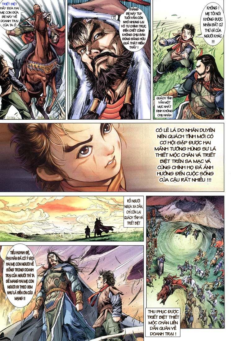 Anh Hùng Xạ Điêu anh hùng xạ đêu chap 1 trang 27