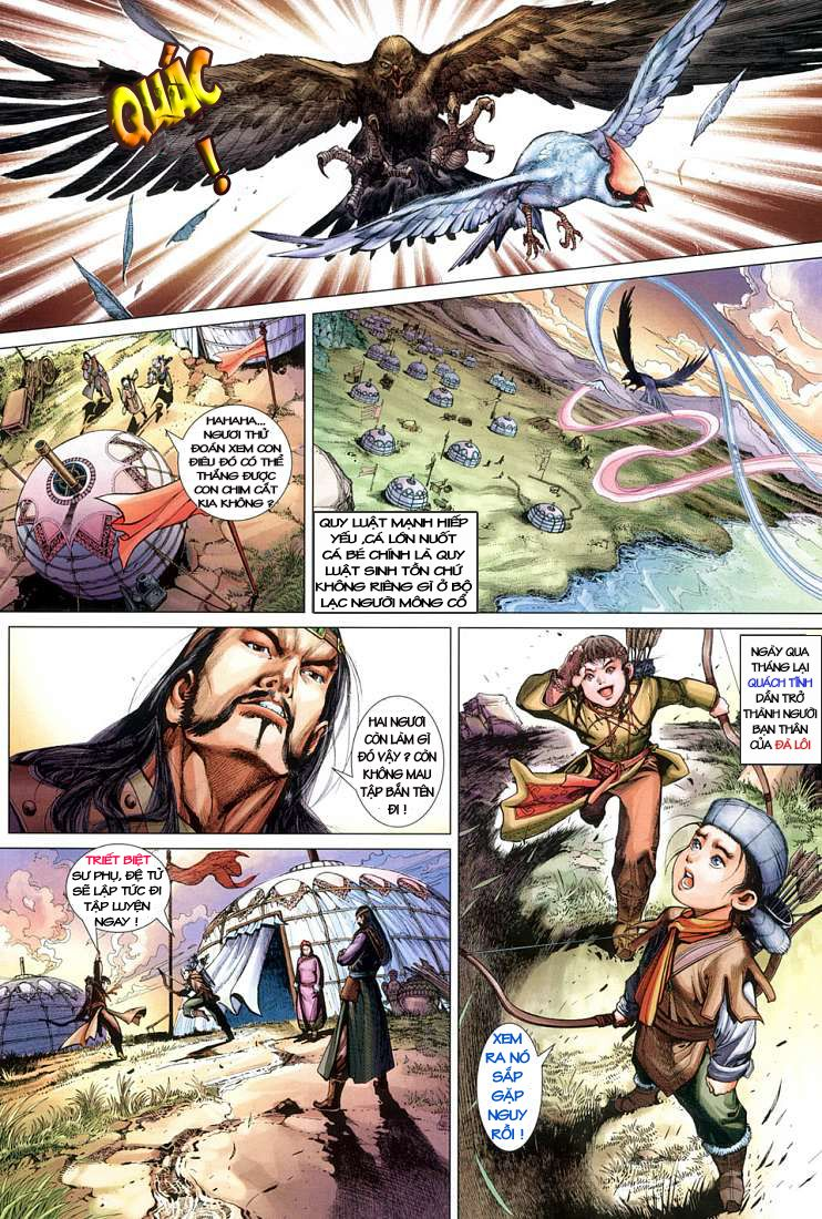 Anh Hùng Xạ Điêu anh hùng xạ đêu chap 1 trang 28