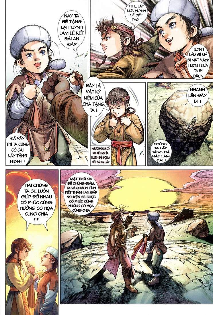 Anh Hùng Xạ Điêu anh hùng xạ đêu chap 1 trang 30