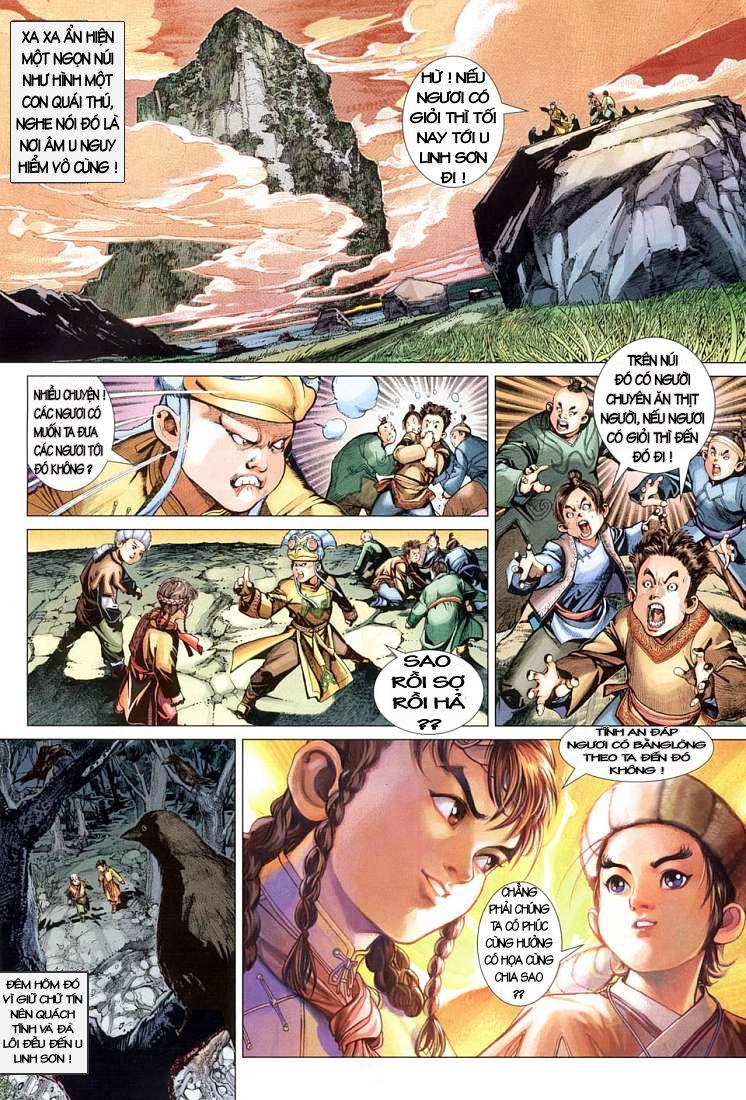Anh Hùng Xạ Điêu anh hùng xạ đêu chap 1 trang 34