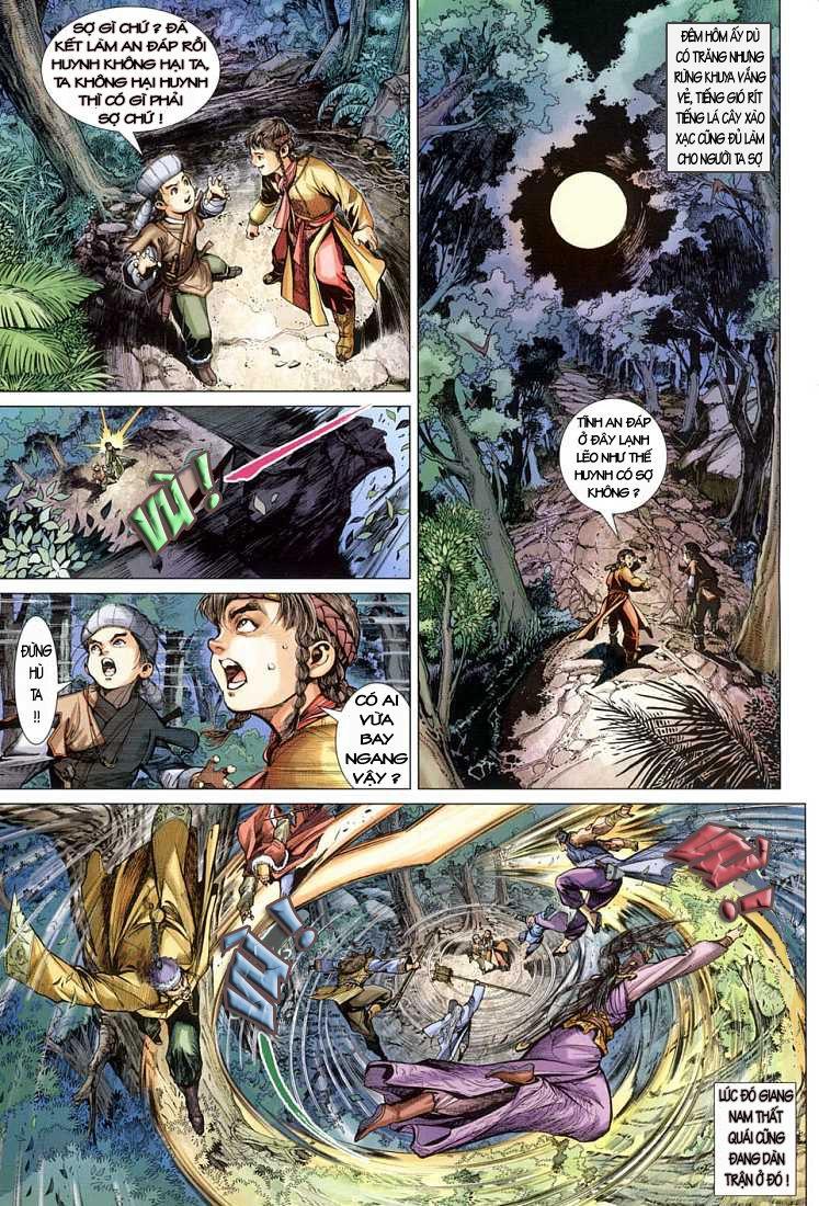 Anh Hùng Xạ Điêu anh hùng xạ đêu chap 1 trang 35