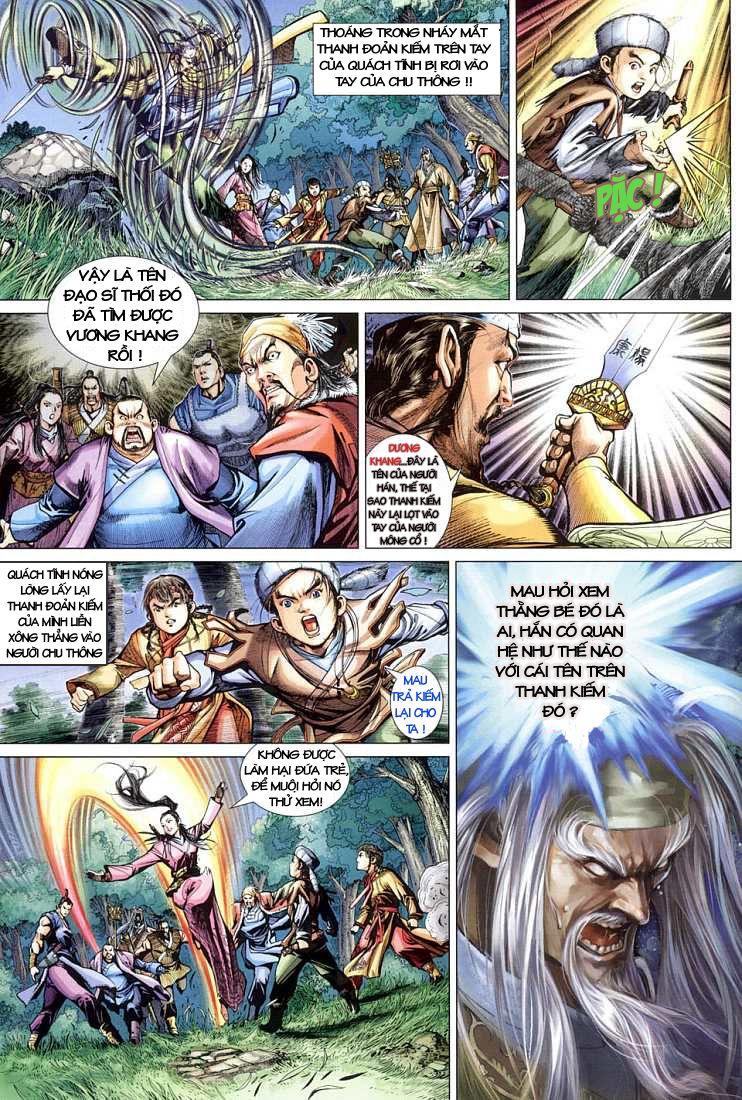 Anh Hùng Xạ Điêu anh hùng xạ đêu chap 1 trang 38