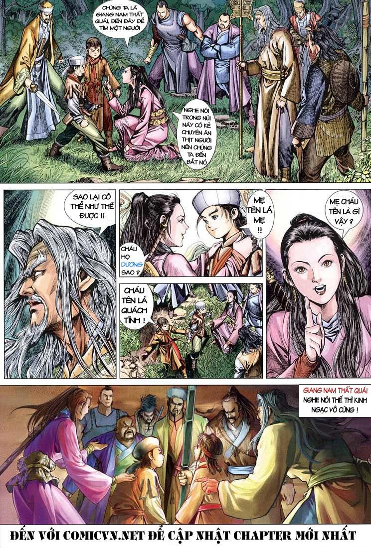 Anh Hùng Xạ Điêu anh hùng xạ đêu chap 1 trang 39