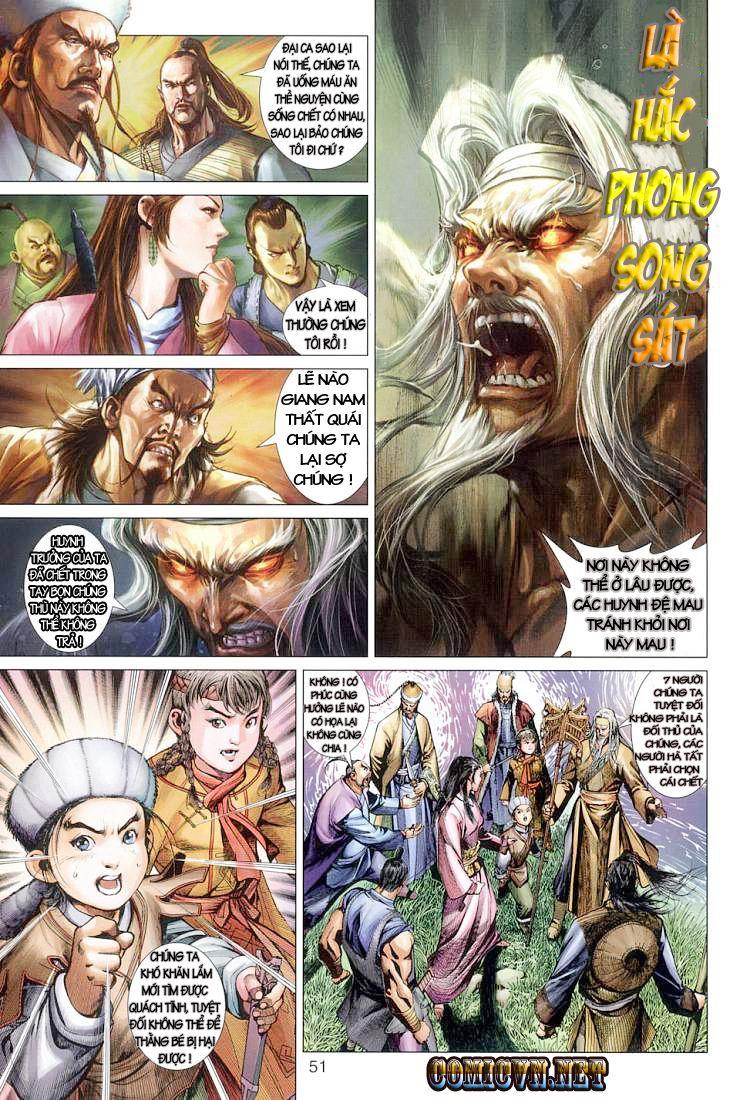 Anh Hùng Xạ Điêu anh hùng xạ đêu chap 1 trang 42