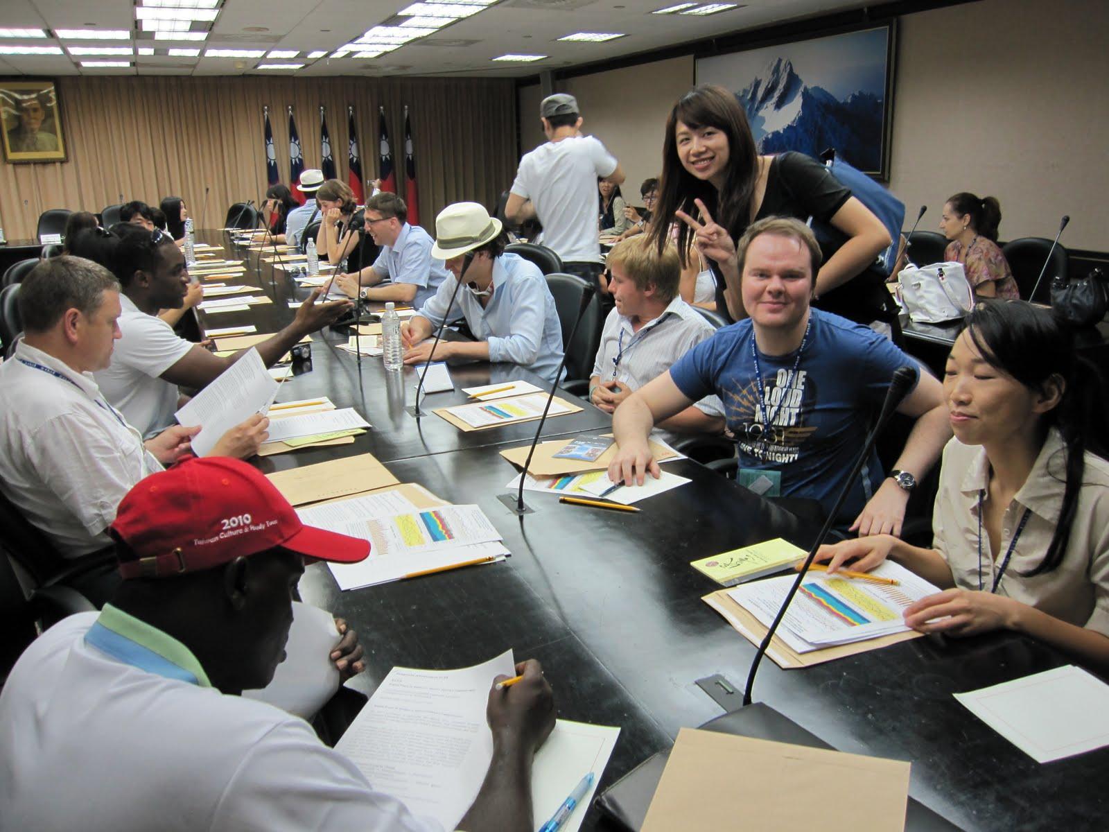 Ove og Himanshu på Taiwan-tur: Handel med Kina bidrar til fred og sikkerhet i Taiwan