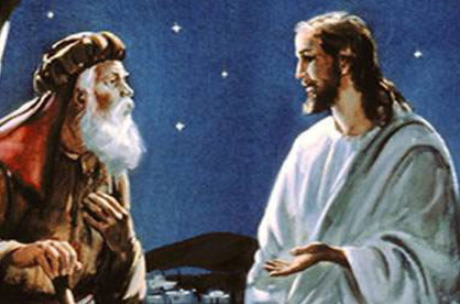 The Doc File: He Came To Jesus By Night: The Character Of ...